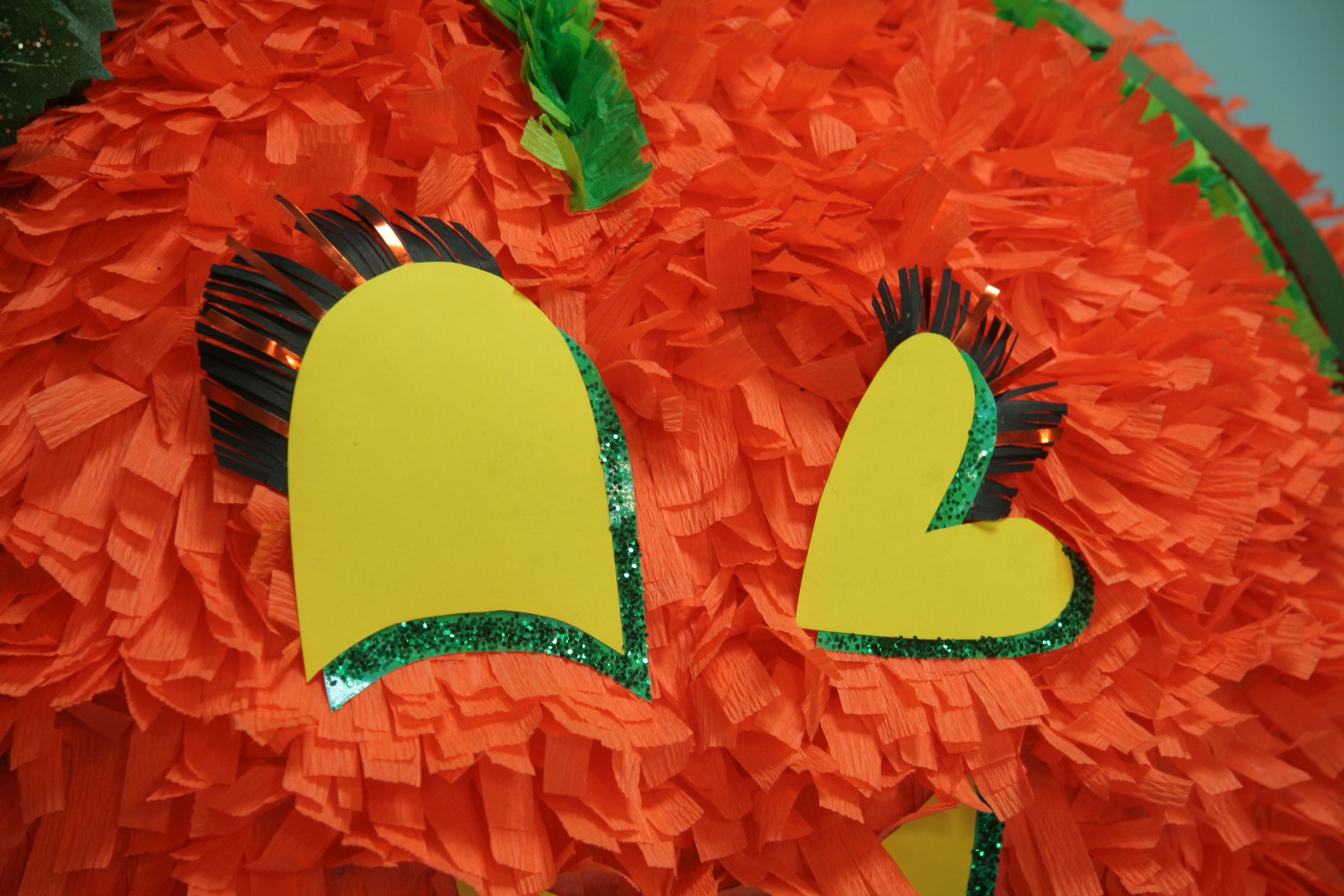 how to make a jack o lantern in viva pinata