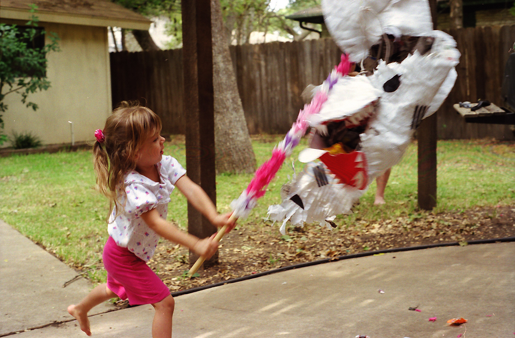 Smashing Your Piñata Piñata Boy