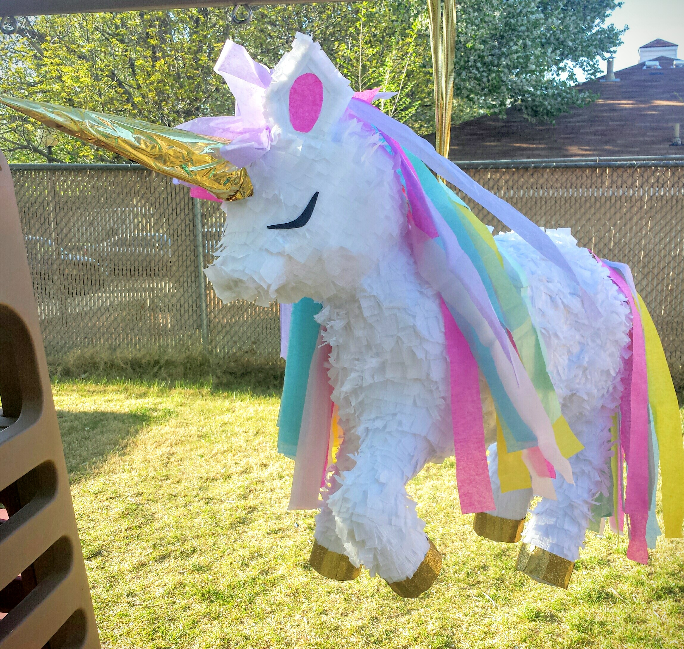 Rainbow Unicorn Pi 241 Ata Boy