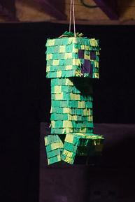 Minecraft Creeper Pi 241 Ata Boy