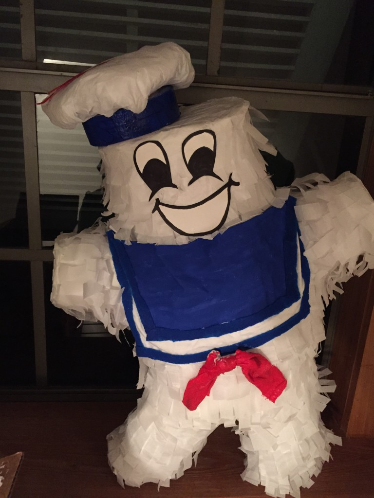Stay Puft Marshmallow Man Pi 241 Ata Boy